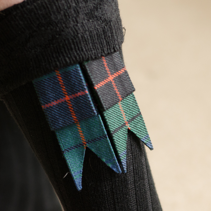 Davidson Kilt Flashes