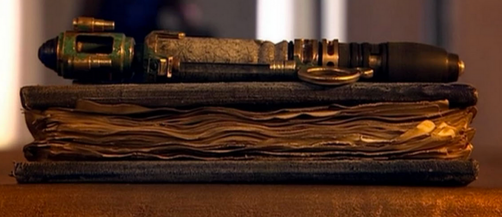 River Song's Sonic Screwdriver